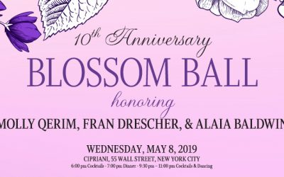 Blossom Ball 10th Anniversary
