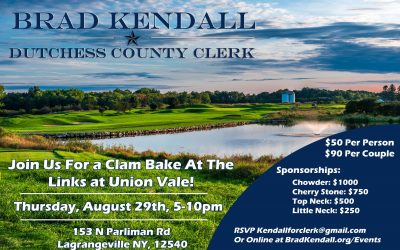 Kendall Labor Day Clambake at The Links at Union Vale